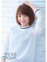 アーサス ヘアー デザイン 川崎店(Ursus hair Design by HEAD LIGHT)*HEADLIGHT* ナチュラルショートボブ【川崎】