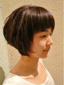 ヘアーフェイヴァリット(Hair Favorite)の写真/高いカット技術で貴女の魅力を引き出すスタイルに☆自分の髪がまとまりやすく、扱いやすくなるので嬉しい♪