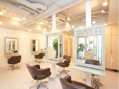 ヘアーサロン イルア 北越谷(hair salon I'LUNA)の写真