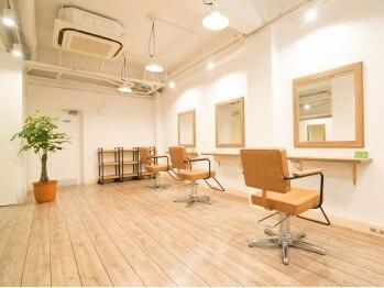 アトリエ シュシュ(atelier chou chou)の写真/【新宿駅西口】都会の喧騒から抜け出し、心からゆったりと過ごせるプライベートサロン【学割U24】も♪