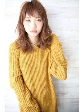 アグ ヘアー ユウ 小倉魚町店(Agu hair you)大人可愛い*ふんわりセミディ