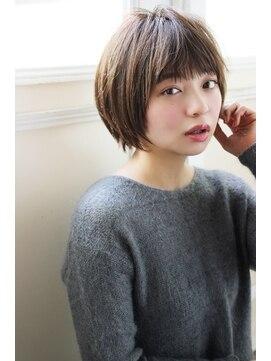 アンアミ オモテサンドウ(Un ami omotesando)【Un ami】《増永剛大》10代~40代に人気の小顔ショートボブ☆