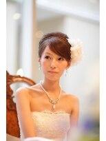 イチコ(ichiko)【結婚式】 三つ編みカチューシャ ≪ichiko≫