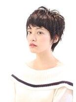 レンジシアオヤマ(RENJISHI AOYAMA)質感たっぷりとろみショート☆《池田 涼平》