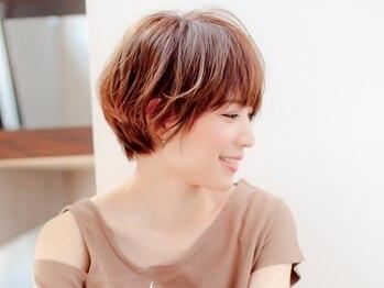 クレール 塚口店(CREER)の写真/『変わらないね』じゃ物足りない。もっと素敵に『変わりたい!』自分史上、一番似合うヘアスタイルに!