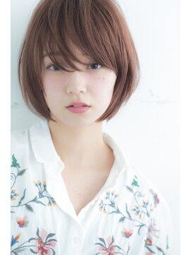 ケーツーナゴヤ(K two NAGOYA)《K-two栄・矢場町》♪小顔×センシュアルショートボブ♪by斎藤