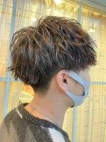 クラシコ ヘアー(CLASSICO hair)ツイスパ×低め刈り上げ