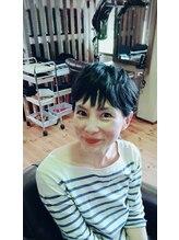 ヘアークリニック アンシード(Hair Clinic an seed)水野 依帆子