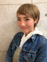アールプラスヘアサロン(ar+ hair salon)櫻井 よしみ