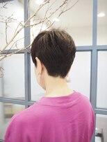 ティルヘアー(TiLL HAIR)ベリーショート 絶壁解消 くせ毛解消