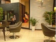 ソラフィルガーデン(SORA Phil Garden)の雰囲気(沖縄一お客様に真剣な美容室を目指しています。)