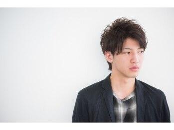 リルハ(RIRUHA)の写真/【初回カット¥4320】メンズカット得意!幅広い年代に合わせたメンズスタイルをご提案します♪