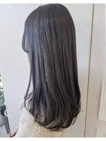 ロンドプランタン 恵比寿(Lond Printemps)就活透明感カラー×髪質改善トリートメント