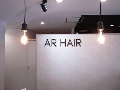 アールヘアー(ar hair)の写真