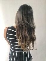 ヘアメイク オブジェ(hair make objet)サマーグラデーション