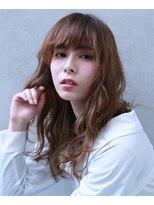 バッテリー ヘアアンドメイク 塚口店(Battery hair&make)外国人風SEXYウェーブ
