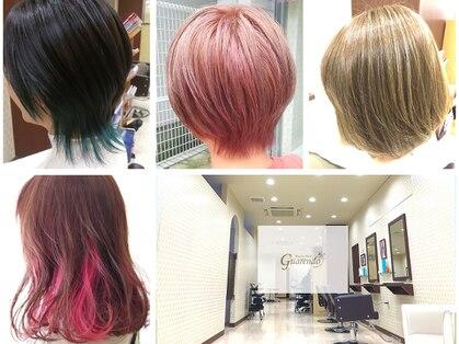 ヘアーアンドネイル ガレンド 川崎店(Hair & Nail Guarendo)の写真