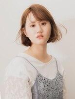 ヘアーフォトギフト(HAIR×PHOTO gift.)揺らぎAラインボブ