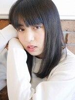 ボンズ ヘアー 港店(Bonds Hair)BONDS ☆シンプルセミロングスタイル☆