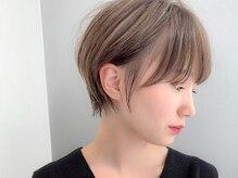 【素材美×デザイン=short hair】理想のヘアスタイルになるためにはあなたにピッタリのAujauが必要不可欠
