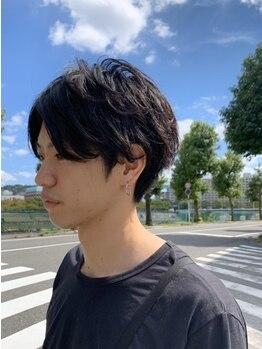タテノ(tateno)の写真/カジュアルもお仕事にもOK!!男の身だしなみをオーナーが伝授!清潔感のあるモテ男子に♪