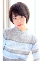 ガーデン ハラジュク(GARDEN harajuku)【Grow 】高橋 苗 黒髮小顔ショート★ノームコア