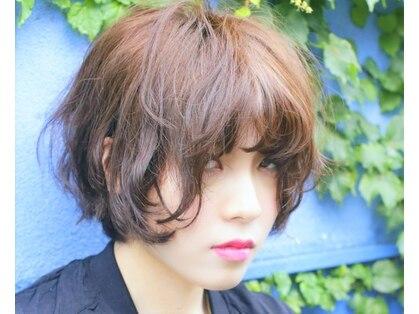 ヘアデザイン コンパス(Hair Design COMPASS)の写真