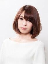 エストラスト 京都本店(s_trust)今、一番人気のヘアスタイル、ナチュラルマッシュボブ
