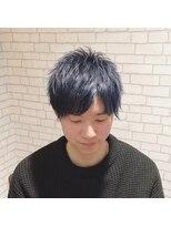 クローバー(CLOVER)【ダブルカラー】ブルーブラック