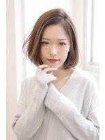 アグ ヘアー ドレス 喜久田店(Agu hair dress)大人ハンサムフェミニンボブ