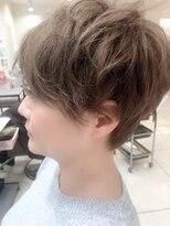 ベイジヘアークチュール(BEIGE hair couture)大人かっこいいベリーショート