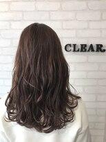 ヘアーアンドメイククリアー(Hair&Make CLEAR)つやつやアッシュブラウン