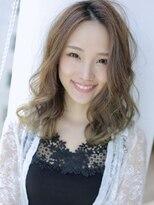 アグ ヘアー ジャパン 札幌9号店(Agu hair japan)レイヤー×アッシュでアンニュイ美人