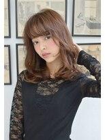 オブヘアー 鷺沼店(Of HAIR)ランダムカールセミロング☆