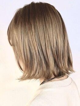 タテノ(tateno)の写真/【期間限定平日限定クーポンがオススメ】家事の合間に少し時間ができたらtatenoで髪の毛のメンテナンスを☆