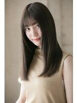 ミンクス 青山店(MINX)愛されストレート 髪質改善 美髪 ツヤ髪