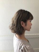 ロアール 大垣店(LOAOL)ゆる巻きミディアム