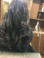 ヘアーメイク プリュム(Hair make Plume)☆濃厚グレー☆