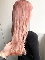 モッズヘア 仙台PARCO店(mod's hair)【志賀】ホワイトピンク