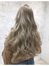 ヘア アトリエ オルト(hair atelier ort.a)シアーベージュ