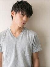 モッズヘア メン 上尾東口店(mod's hair men)≪mod's men≫プラスパーマで男子力!a