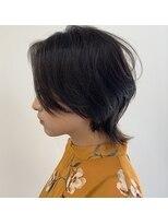 オクトーバー シュクガワラ(OCTOBER SHUKUGAWARA)Masuzaki's Salonwork Wolfcut