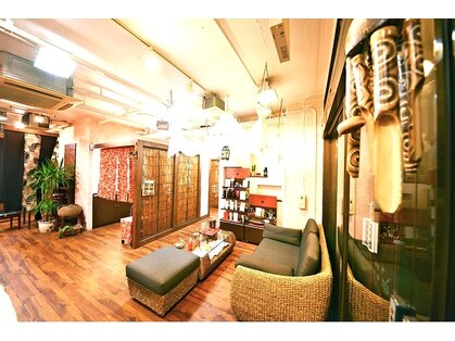 個室型美容室 グルグル ルアン 妙典店(GULGUL ruang)の写真