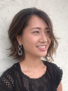 ヘアースタジオ アンティ(HAiR STudio ANTY)の写真/【JR茨木駅徒歩1分】白髪をオシャレに染めるご提案をさせて頂きます<色持ち◎ダメージ少>