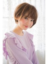 オジコ(ojiko)☆月曜日営業☆ojiko大人可愛いラウンドマッシュショート