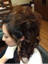 ラタン ヘアメイク(rattan hair make)ヘアセット