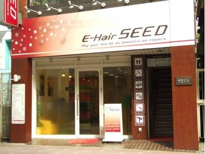 イーヘアーシード 蒲田(E Hair SEED)の写真