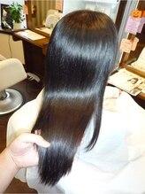 ヘアーサロン ノルテ(Hair Salon NORTE)超音波イオン生トリートメント