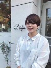 ディジュ ヘア デザイン 小町店(Didju hair design)家迫 彩香