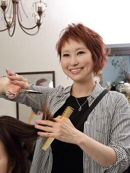 ヘアー ドレッサー ティカ(Hair Dresser TiCA)の写真/ばっさりショートヘアの大胆スタイルチェンジもTiCAにおまかせ!再現性の高いオシャレヘアで毎日Happy♪